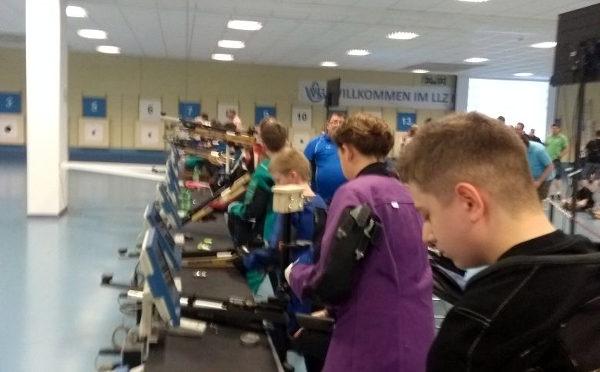 LVM Luftgewehr und Luftpistole – Duisburgs einzige Nachwuchschützen bei der Landesmeisterschaft