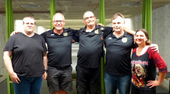 Rheinhausens Sportschützen verabschieden sich mit Siegen in die Sommerpause
